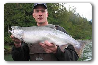 Best BC Salmon Fishing with BCSFG