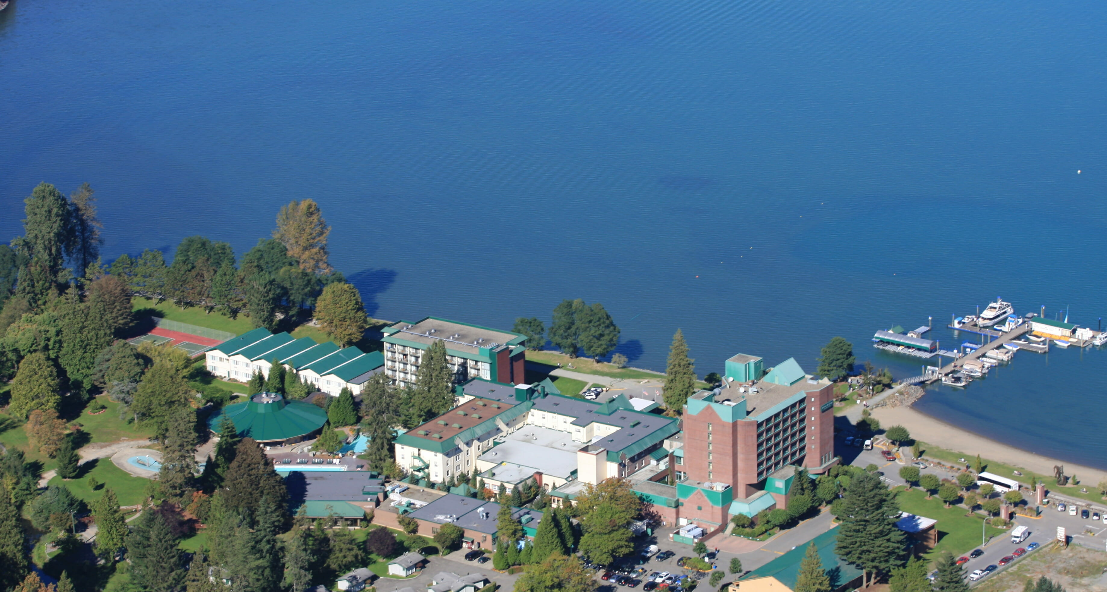 Harrison Hot Springs Resort And Spa Packages