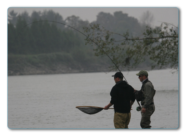 Best Fly Fishing with BC Sportfishing Group